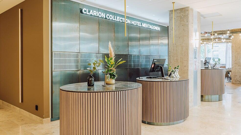 Clarion Collection Hotel Mektagonen